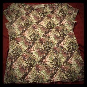 Liz Claiborne short sleeve shirt